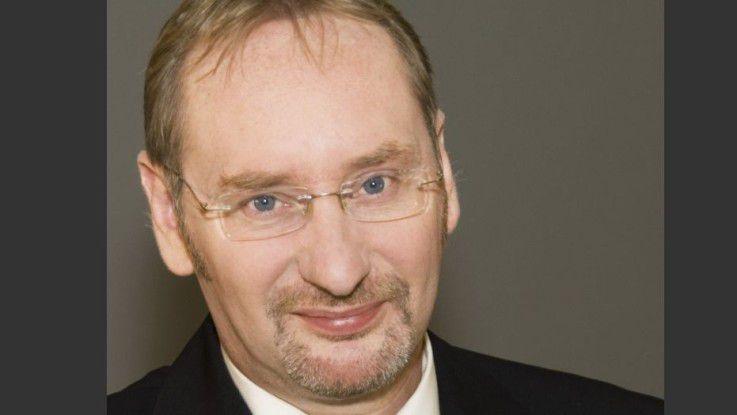 Michael Cordes von der Stiftung Warentest hat einen Weiterbildungsguide entwickelt.