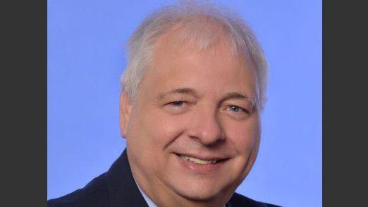 """Hermann Sauer hat 2014 sein Startup Comidio gegründet. Er sagt: """"Auch wir spüren den leergefegten Fachkräftemarkt."""""""