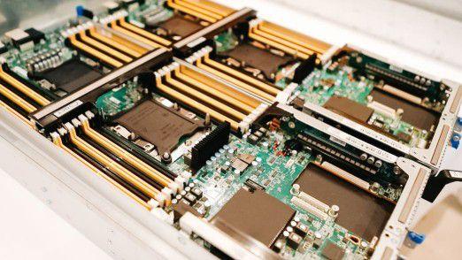 QCT-Server der neuesten Generation.