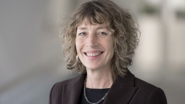 Dr. Josephine Hofmann leitet das Competence Center Business Performance Management beim Fraunhofer IAO.
