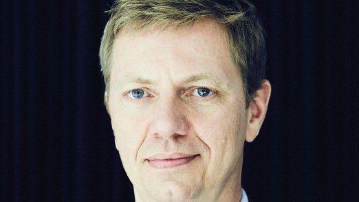 Jesper Hansen CIO von Maersk Drilling setzt auf das Internet der Dinge.