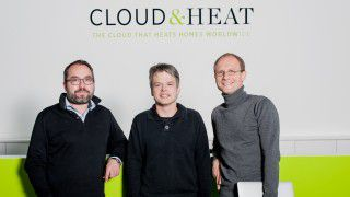 Cloud&Heat: Dresdner Start-up vermarktet Server-Wärme - Foto: CLOUD&HEAT Technologies GmbH