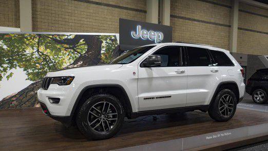 Jeep Grand Cherokee: Chinesen haben Interesse an der US-Automarke Jeep.