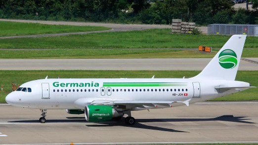Die Fluglinie Germania geht gegen den 150-Millionen-Euro Kredit der Bundesregierung vor.