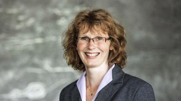 """Heike Niederau-Buck, CIO der Salzgitter AG: """"Es gehen keine Daten raus, ohne dass ich weiß, was für Daten es sind und wer sie erhält."""""""