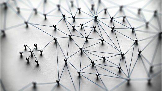 Kriminelle Aktivitäten finden nicht nur im Dark Web, sondern auch im Open Web statt.