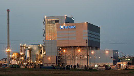 Fortum betreibt bereits Kraftwerke wie zum Beispiel in Litauen.