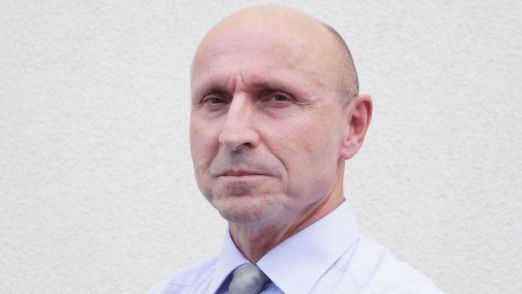 Manfred Criegee-Rieck ist IT-Leiter am Klinikum Nürnberg.