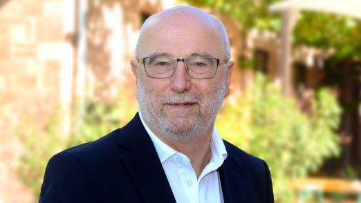 Helmut Schlegel vom Klinikum Nürnberg kümmert sich nun um seine Ehrenämter.