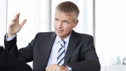Andreas Nolte, CIO der Allianz Deutschland