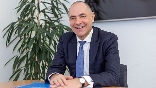 Volker Stadler, neuer IT-Geschäftsführer der Volkswagen Bank GmbH.