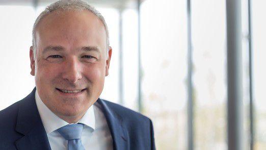 Thomas Sutter, Geschäftsführer der Volkswagen Financial Services Digital Solutions GmbH.