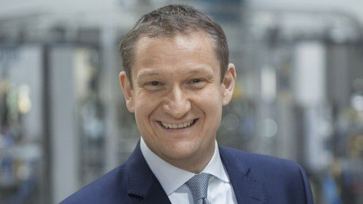 Christian Niederhagemann ist CIO bei Mann+Hummel.