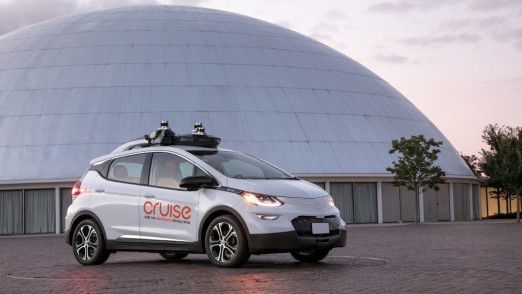 Das Start-up Strobe soll mit dem auf Software für Roboterwagen spezialisierte Start-up Cruise Automation zusammengelegt werden.