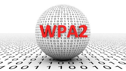 Mit der Technologie WPA2 sollen sich nur berechtigte Nutzer in ein WLAN einloggen können.
