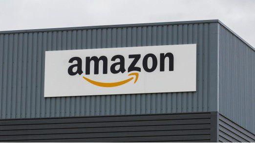 Amazon optimiert die Zustellung.