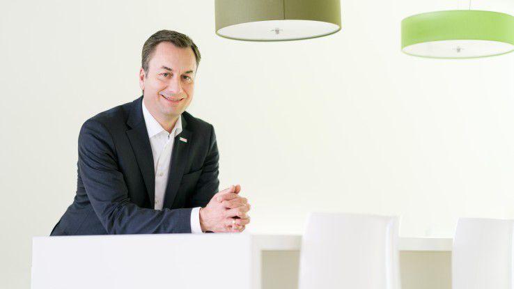 """Elmar Pritsch, CIO von Robert Bosch, überzeugte die Jury beim diesjährigen """"CIO des Jahres"""" auf der ganzen Linie."""