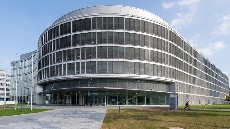 Konzern im Wandel: Die Robert Bosch GmbH entwickelt sich immer mehr zum IT-Unternehmen.