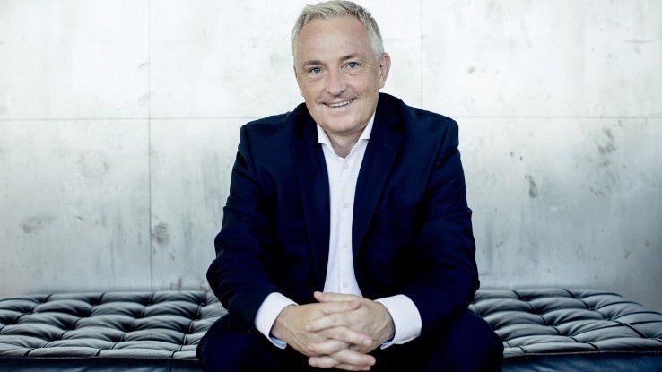 Michael Müller-Wünsch, CIO von Otto, schreibt Innovation groß. Sein Credo: Vertrauen, Wirkung, Zukunftsfähigkeit.