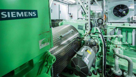 Siemens-Generator