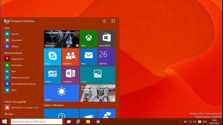 Windows 10 im Unternehmen - die wichtigsten Businessfunktionen