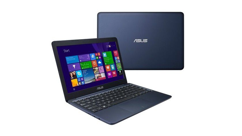 Farbenfroh, aber wenig stabil: Netbook Asus X205TA