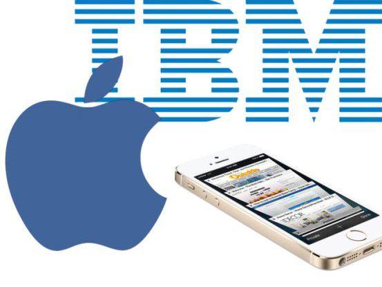 Wie im Juli 2014 vereinbart, haben Apple und IBM inzwischen mehr als 100gemeinsame Business-Apps entwickelt.
