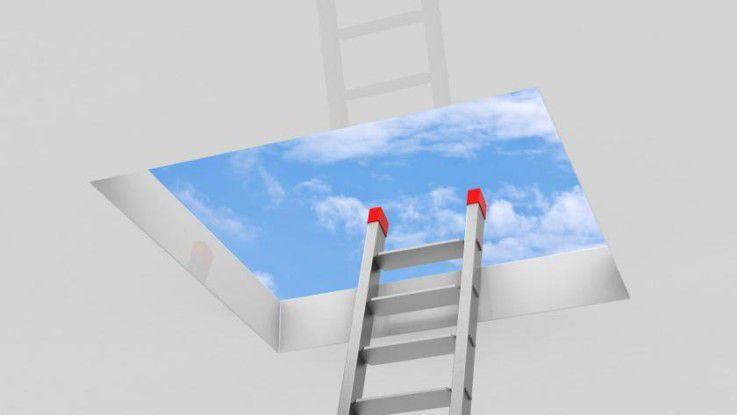 Um die Stufen der Karriereleiter emporzusteigen bieten sich in der digitalen Welt effektive Möglichkeiten.
