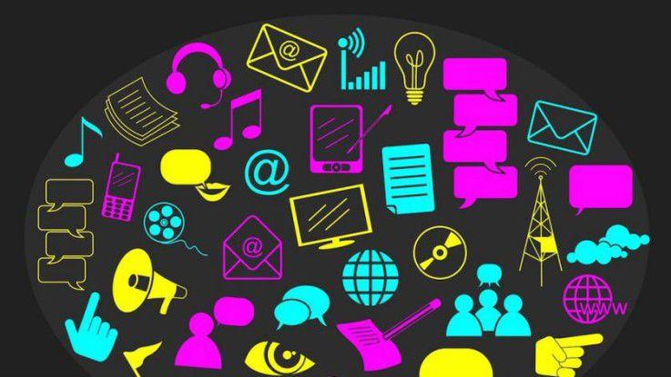 Auch in Unternehmen sind Messenger beliebt für den schnellen Austausch mit den Kollegen.