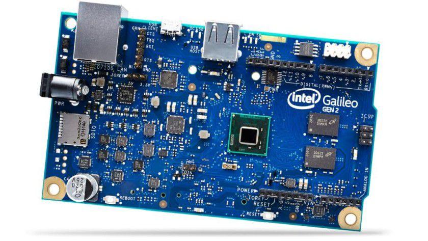 Der Intel Galileo.