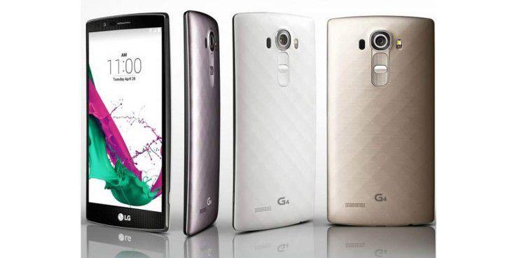 Erhält das LG G4 schon früh einen Nachfolger?