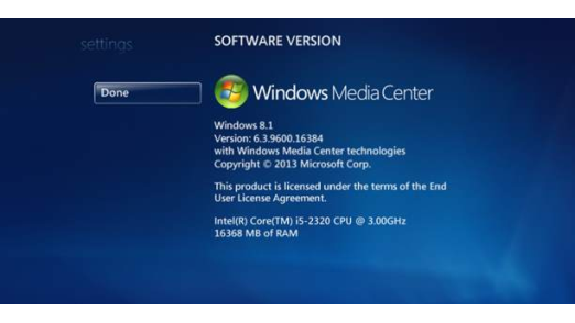 Aus für WMC: Kein Windows-10-Update mit Windows Media Center