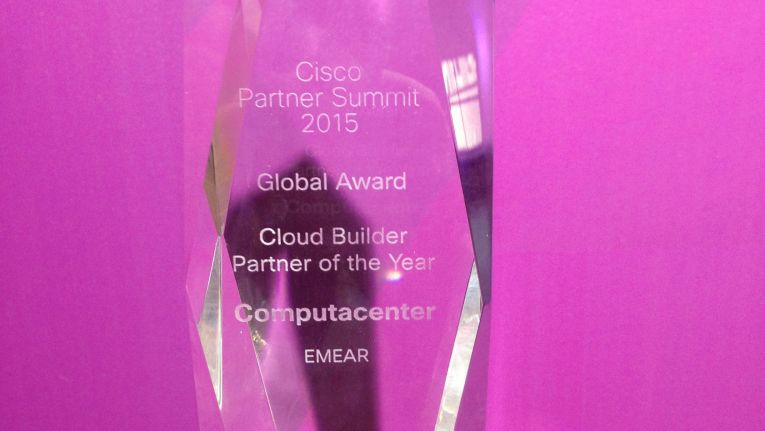 Cisco Award Computacenter 16zu9