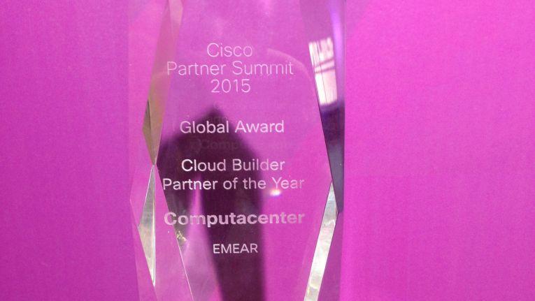 Cisco Award Computacenter 16zu9