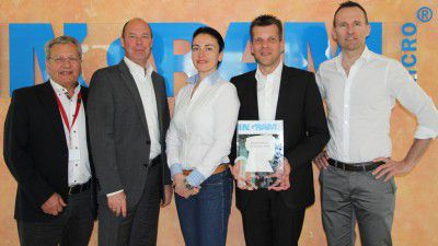 Deutsche Distributoren des Jahres 2014: Kingston Technology Awards gehen an Ingram Micro und Siewert & Kau - Foto: Kingston