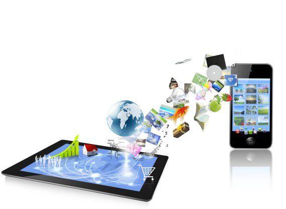 """Ein mobiles Gerät sowohl privat als auch beruflich zu nutzen ist immer noch Thema in vielen Unternehmen. """"Eine"""" perfekte Lösung gibt es nach wie vor noch nicht."""