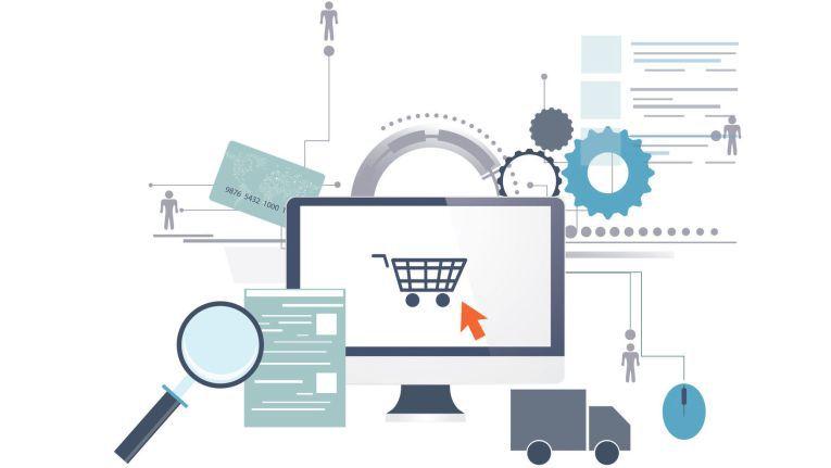 Die eCommerce-Lösung sollte als Framework aufgebaut sein
