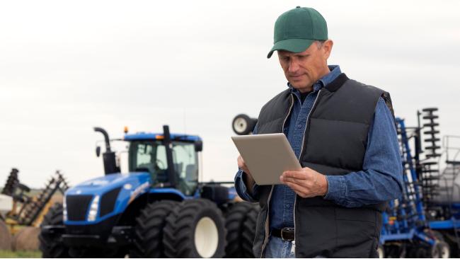 Landwirte misstrauen der Cloud - Foto: PTC