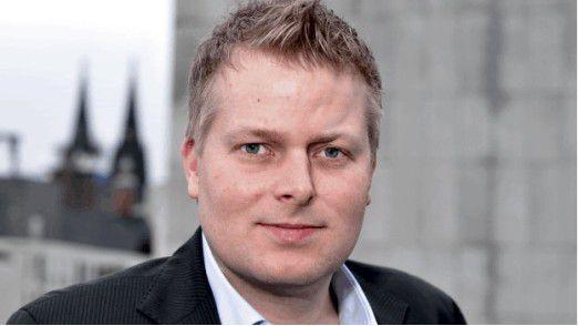 Dynamischer Onliner: Auch 15 Jahre nach der Gründung treibt Sparhandy-Chef Wilke Stroman das - 522x294