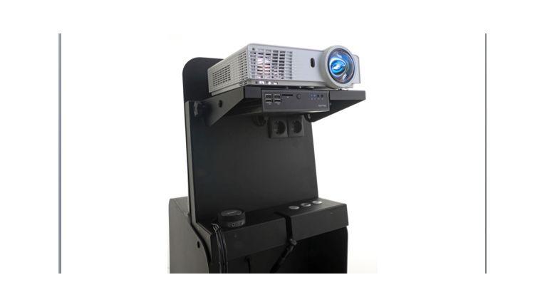 Eaqsybeam Neo: Praktische Projektor-Lösung.