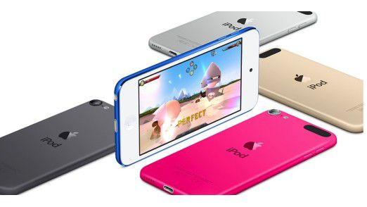 Angeblich ist der neue iPod Touch ein Vorbote des iPhones 6C.