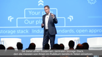 Video: Freie Wahl der Hard- und Software-Lösungen – dank Software-defined Data Center - Foto: Dell