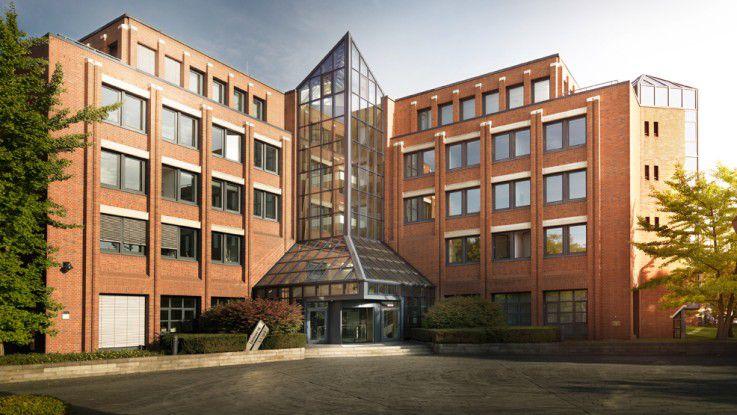 Verwaltungsgebäude der Hannover Rück SE in Hannover