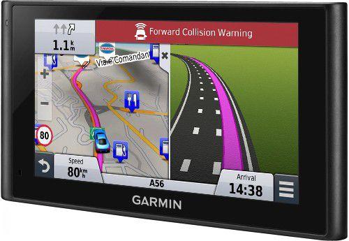Mit der Nüvicam kombiniert Garmin nicht nur Navigationssystem und Autokamera, sondern bietet auch diverse Assistenzfunktionen.