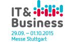 Fachmesse: IT & Business - Digitale Prozesse und Lösungen - Foto: Messe Stuttgart
