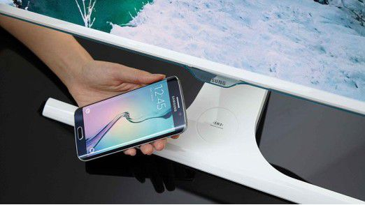Samsung S370 Wireless Charging Monitor