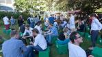 Neues Gründerzentrum in Berlin: Konzerne und Startups treffen sich an der Tischtennisplatte - Foto: German Tech Entrepreneurship Center