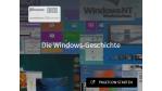 1985 bis 2015: Die Windows-Geschichte - eine Zeitreise