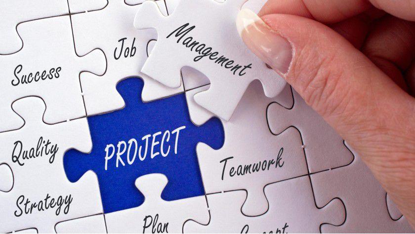 Umfassendes Wissen - in erster Linie über Prozesse, Geschäftszusammenhänge, Branchen und die eigene Technologie - ist für Projektleiter grundlegend.