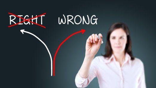 IT-Entscheider müssen abwägen, wie der richtige Weg in Sachen Flash für sie aussieht.